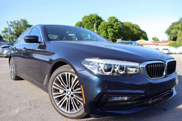 2018 BMW 530i in Miami, FL 33142