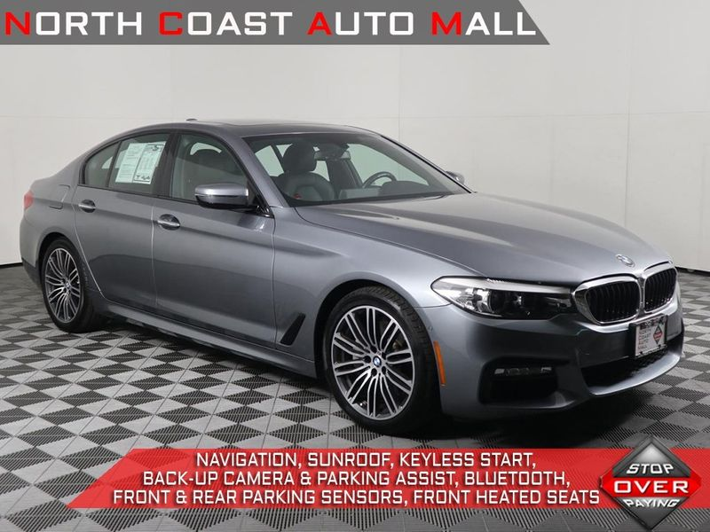 2018 BMW 5 Series 530i xDrive  city Ohio  North Coast Auto Mall of Cleveland  in Cleveland, Ohio