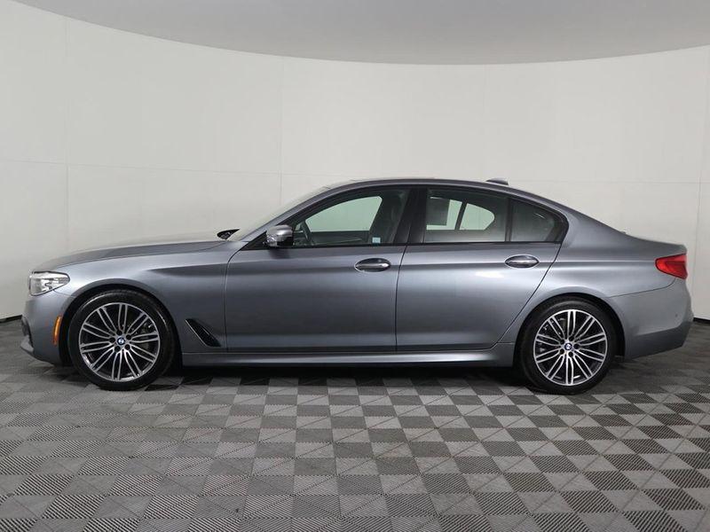 2018 BMW 5 Series 530i xDrive  city Ohio  North Coast Auto Mall of Cleveland  in Cleveland, Ohio