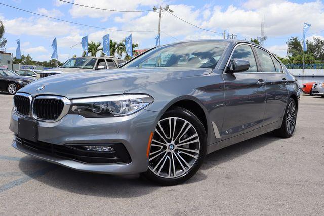 2018 BMW 530i xDrive in Miami, FL 33142