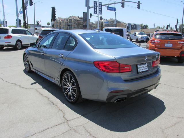 2018 BMW 540i M Sport Sedan in Costa Mesa, California 92627