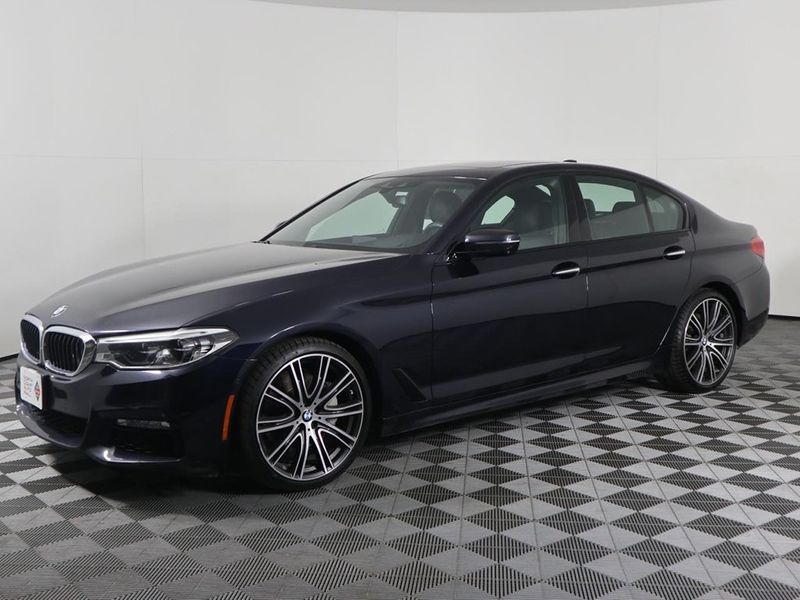 2018 BMW 5 Series 540i xDrive  city Ohio  North Coast Auto Mall of Cleveland  in Cleveland, Ohio