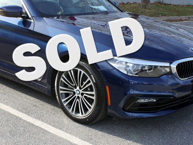 2018 BMW 540i xDrive Rockville, Maryland
