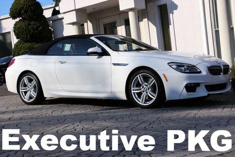 2018 BMW 6-Series 640i xDrive Convertible M Sport Edition in Alexandria, VA