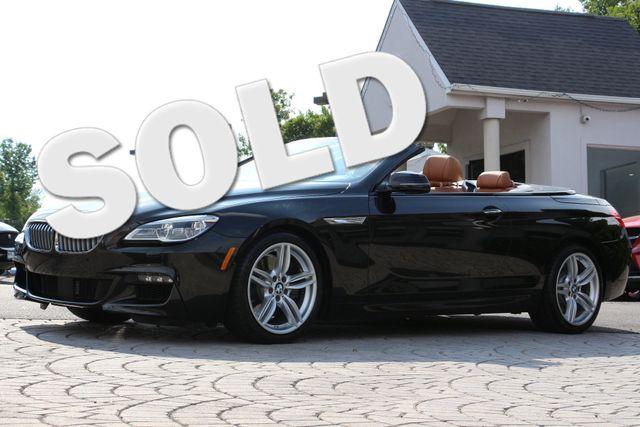 2018 BMW 6-Series 650i Convertible M Sport Edition in Alexandria VA