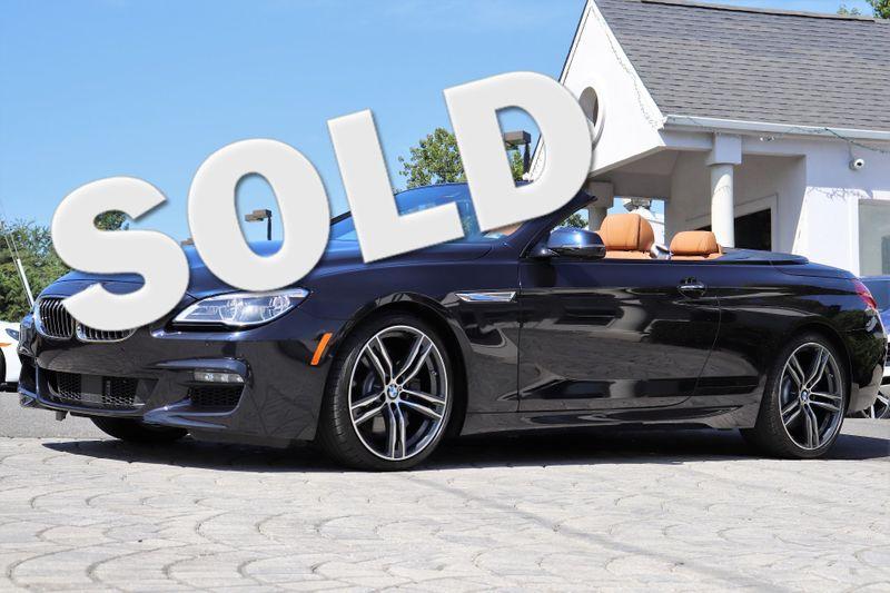 2018 BMW 6-Series 650i xDrive Convertible M Sport Edition in Alexandria VA