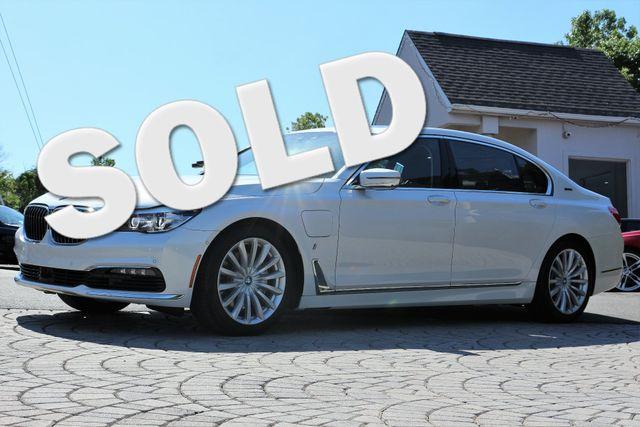 2018 BMW 7-Series 740e xDrive iPerformance in Alexandria VA