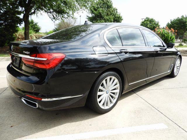 2018 BMW 7 Series 740i in McKinney, Texas 75070