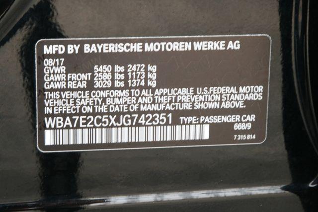 2018 BMW 740i Houston, Texas 44