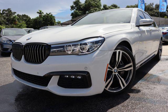 2018 BMW 740i in Miami, FL 33142