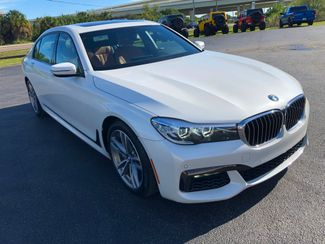 2018 BMW 740i M-SPORT 1 OWNER PANO ROOF CARFAX CERT 88k    Florida  Bayshore Automotive   in , Florida