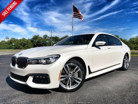 2018 BMW 740i M-SPORT 1 OWNER PANO ROOF CARFAX CERT $88k  in , Florida
