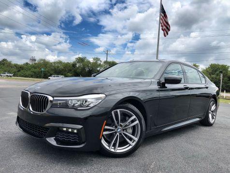 2018 BMW 740i M SPORT M SPORT 1 OWNER CARFAX CERT $88k NEW in , Florida