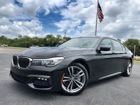 2018 BMW 740i M SPORT M SPORT 1 OWNER CARFAX CERT $88k NEW in Plant City, Florida