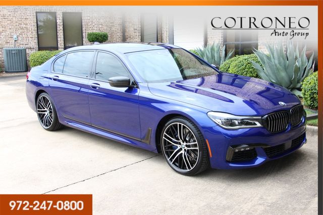 2018 BMW 750i M Sport w/M Performance Package in Addison, TX 75001