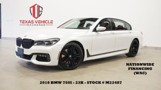 2018 BMW 750i Sedan MSRP 126K,EXECUTIVE PKG,M SPORT PKG,20'S,23K in Carrollton, TX 75006