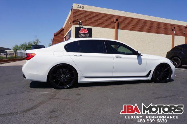 2018 BMW 750i M Sport Package 7 Series 750 Sedan in Mesa, AZ 85202