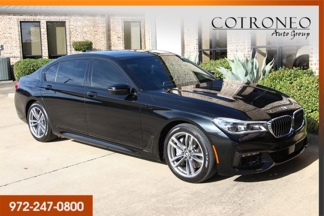 2018 BMW 750i xDrive M Sport in Addison, TX 75001