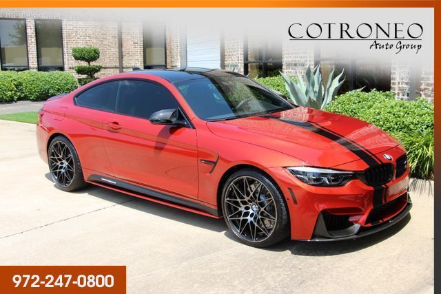 2018 BMW M Models Coupe Competition