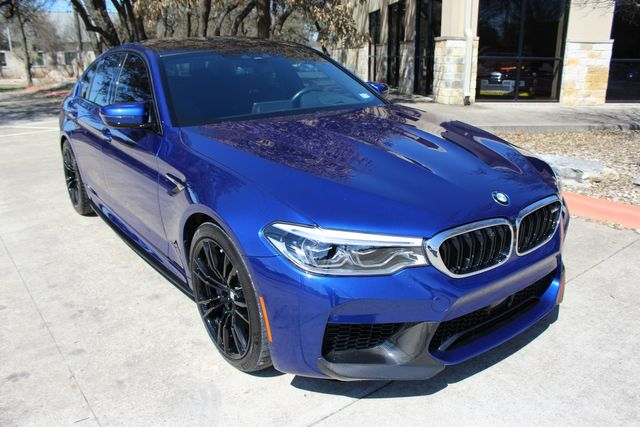 2018 BMW M Models M5 in Austin, Texas 78726