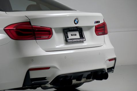 2018 BMW M Models M3* 6MT Manual* 10K Miles* Heads Up* Exec Pkg*** | Plano, TX | Carrick's Autos in Plano, TX