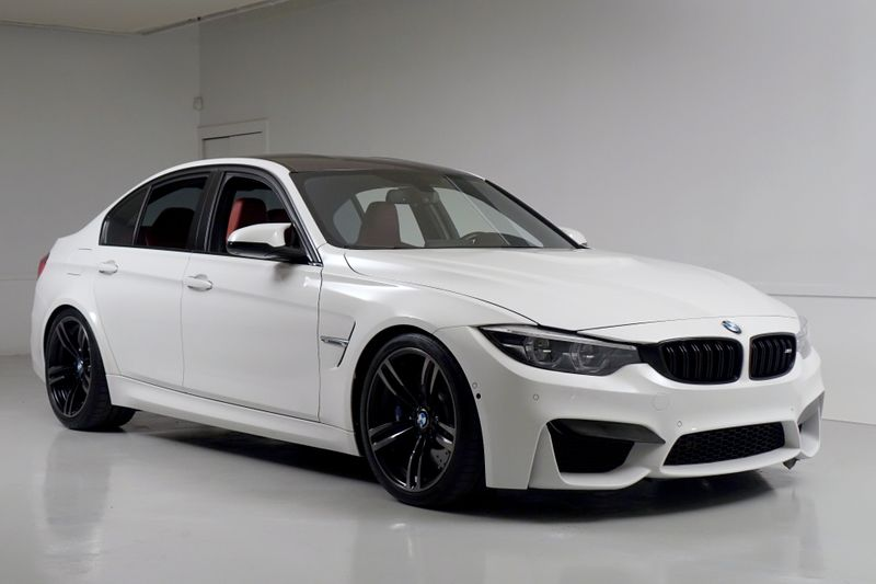 2018 BMW M Models M3* 6MT Manual* 10K Miles* Heads Up* Exec Pkg*** | Plano, TX | Carrick's Autos in Plano TX