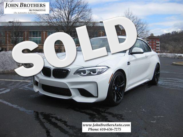 2018 Sold Bmw M2 Conshohocken, Pennsylvania