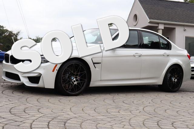 2018 BMW M3 Competition PKG in Alexandria VA