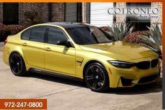 2018 BMW M3 Competition Sedan in Addison, TX 75001