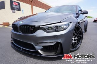 2018 BMW M3 Sedan Competition Package 6 Speed Manual   MESA, AZ   JBA MOTORS in Mesa AZ