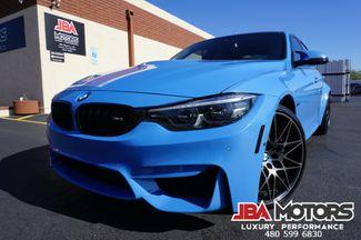 2018 BMW M3 Sedan Competition Package Driver Assist Executive | MESA, AZ | JBA MOTORS in Mesa AZ
