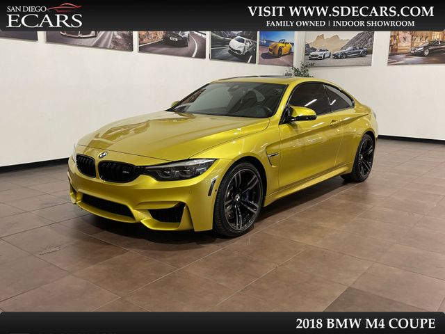 2018 BMW M4 Coupe in San Diego, CA 92126