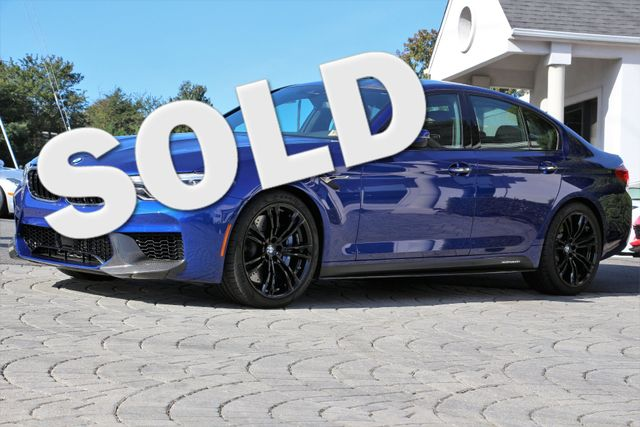 2018 BMW M5  in Alexandria VA