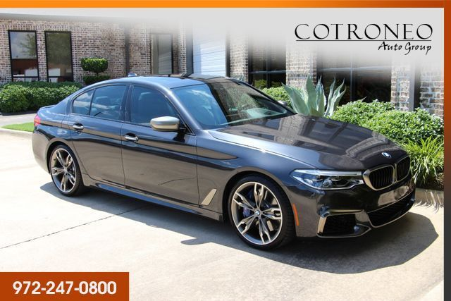2018 BMW M550i xDrive in Addison, TX 75001