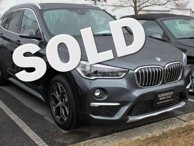 2018 BMW X1 xDrive28i Camera/NAV/ Lane Departure Rockville, Maryland