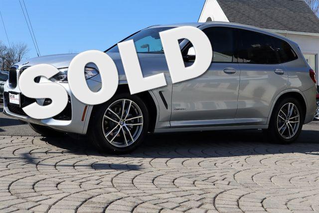 2018 BMW X3 xDrive 30i M Sport PKG in Alexandria VA