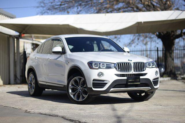 2018 BMW X4 MSRP $51K