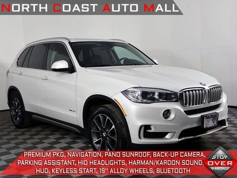 2018 BMW X5 xDrive35i xDrive35i in Cleveland, Ohio
