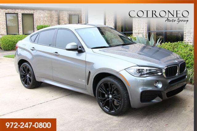 2018 BMW X6 xDrive35i M Sport in Addison, TX 75001