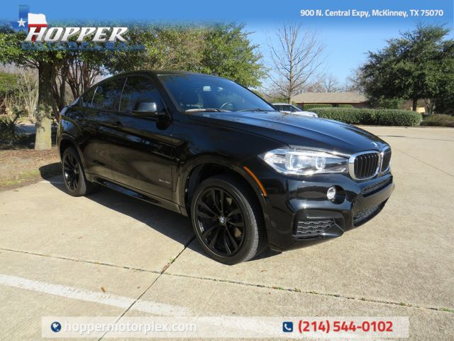 2018 BMW X6 xDrive35i in McKinney, Texas 75070