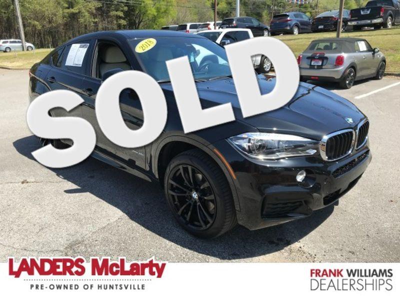 2018 BMW X6 xDrive 35i xDrive35i | Huntsville, Alabama | Landers Mclarty DCJ & Subaru in Huntsville Alabama
