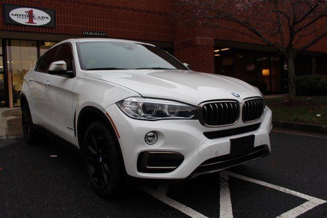 2018 BMW X6 xDrive 35i xDrive35i
