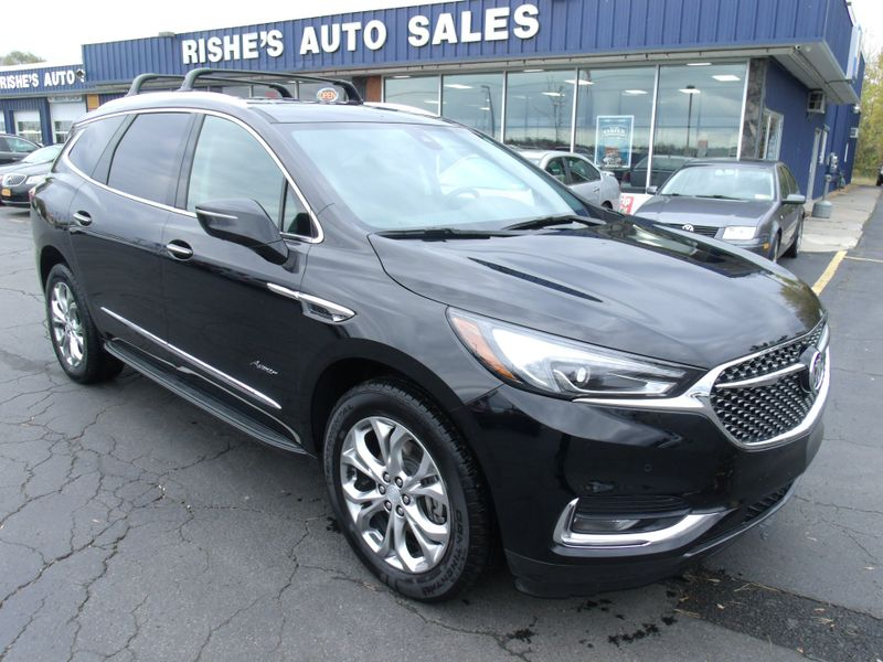 2018 Buick Enclave Avenir Avenir with Premium Pack, Tech Pack GM Company car   Rishe's Import Center in Ogdensburg New York