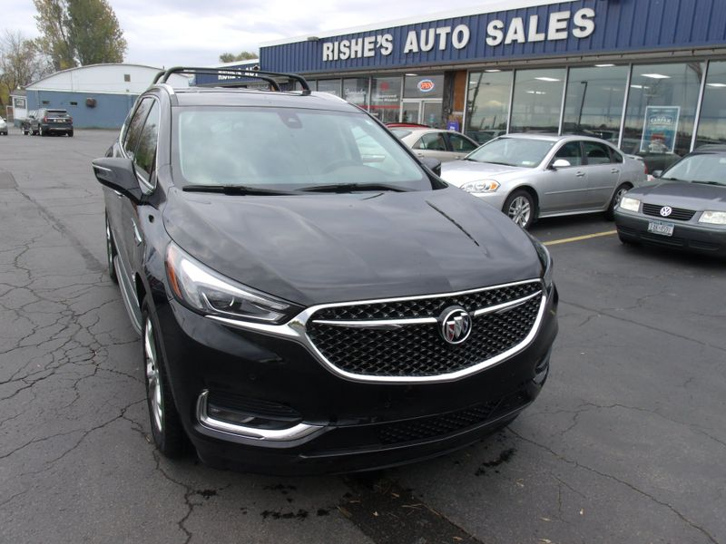 2018 Buick Enclave Avenir with Premium Pack, Tech Pack GM Company car   Rishe's Import Center in Ogdensburg NY