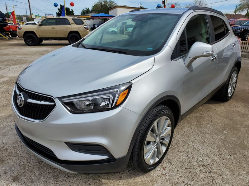 2018 Buick Encore Preferred  Brownsville TX  English Motors  in Brownsville, TX
