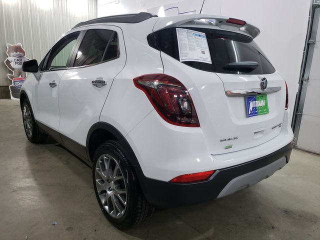 2018 Buick Encore Sport Touring AWD All Wheel Drive, Warranty in Dickinson, ND 58601