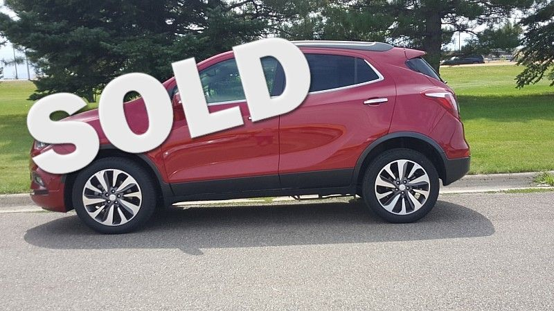 2018 Buick Encore Essence  city MT  Bleskin Motor Company   in Great Falls, MT