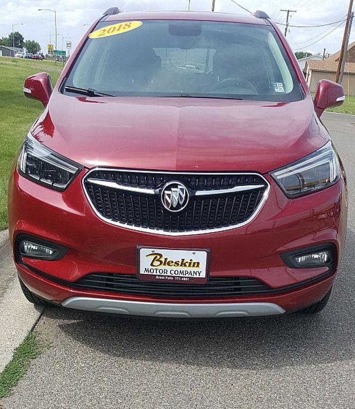 2018 Buick Encore 4d SUV AWD Essence  city MT  Bleskin Motor Company   in Great Falls, MT