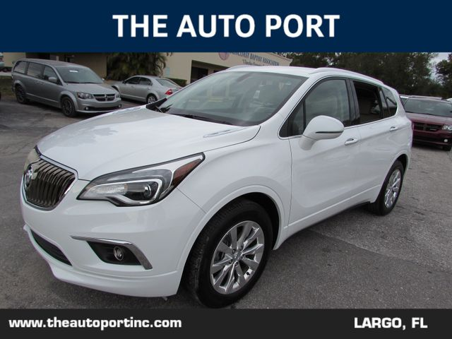 2018 Buick Envision Essence in Largo, Florida 33773