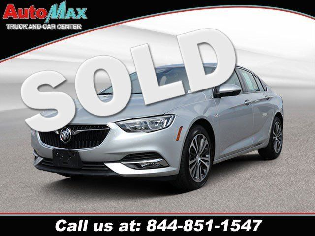 2018 Buick Regal Sportback Preferred II in Albuquerque, New Mexico 87109